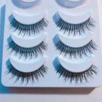 Ardell Natural Eyelashes - Black 4 pair uploaded by Jessica K.