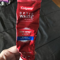 Colgate Optic White Anticavity Fluoride Toothpaste Cool Mint uploaded by Michelle N.