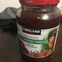Kirkland Signature Organic Strawberry Spread - 42 Oz (2lb), Made with Fresh Strawberries, 65% Fruit, Preserves, Jam uploaded by Pragati L.