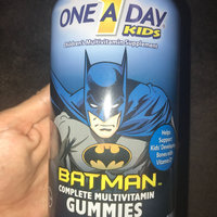 One A Day® Batman™ Kids Complete Multivitamin Gummies 180 ct Bottle uploaded by Julia B.