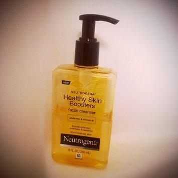 Photo of Neutrogena® Healthy Skin Boosters Facial Cleanser uploaded by Kelsie T.