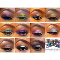 L.A. Colors 3 Color Eyeshadow Palette uploaded by Nia N.