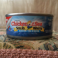 Chicken of the Sea Solid White Albacore Tuna in Water uploaded by Jill R.