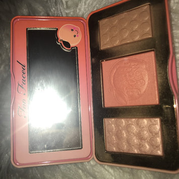 Photo of Too Faced Sweet Peach Glow Infused Highlighting Palette uploaded by Sonia A.