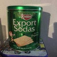 Keebler Export Sodas Crackers uploaded by Deborah M.