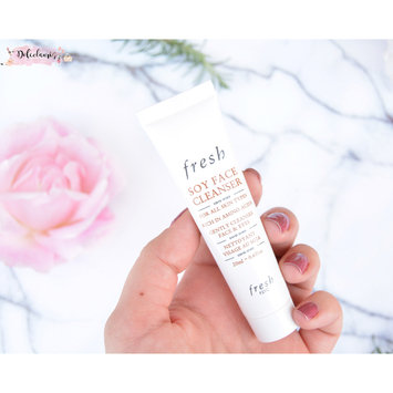 Photo of fresh Soy Face Cleanser uploaded by Laura V.