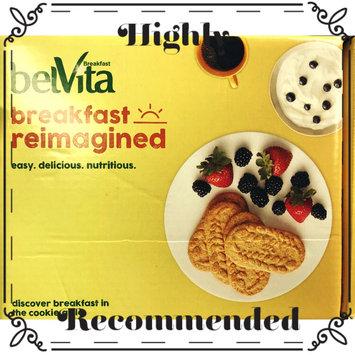 Photo of belVita Breakfast Biscuits Cinnamon Brown Sugar uploaded by Yarelyn C.