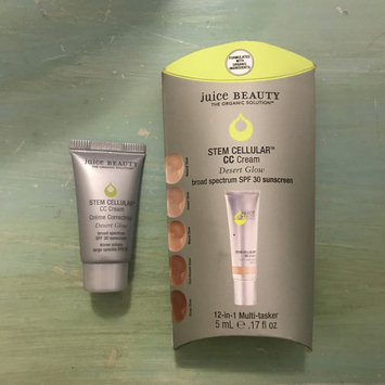 Photo of Juice Beauty® Stem Cellular CC Cream uploaded by Kristina W.