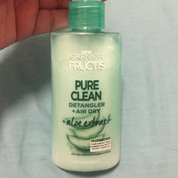 Garnier Fructis Pure Clean Conditioner uploaded by Karla R.