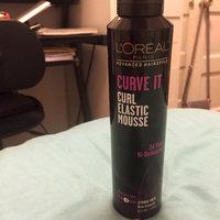 L'Oréal Paris Advanced Hairstyle CURVE IT Elastic Curl Mousse uploaded by Karla R.