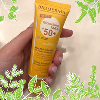 Bioderma Photoderm Max Very High Protection Tinted Ultra Fluid SPF50+ (Teinte Doree Golden Colour) uploaded by Maria N.