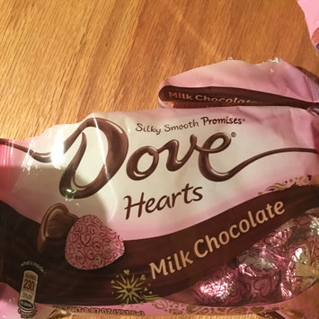 Photo of Dove Chocolate Promises Silky Smooth Milk Chocolate uploaded by Alli M.
