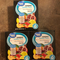 Great Value Energy Variety Pack Drink Mix, 20 count, 1.98 oz uploaded by Staci F.