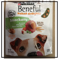 Purina Beneful Baked Delights Snackers Dog Snacks 9.5 oz. Pouch uploaded by Barbara B.