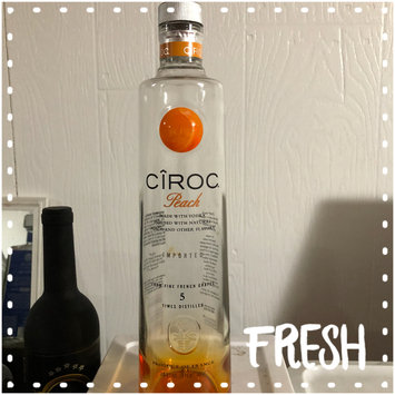 Photo of CÎROC™ Peach Vodka uploaded by Judy Y.