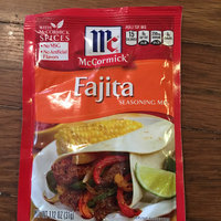 McCormick® Fajitas Seasoning Mix uploaded by Jill R.