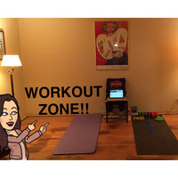 Black Mountain Products Inc Black Mountain Products Yoga and Exercise Mat uploaded by Leslie G.