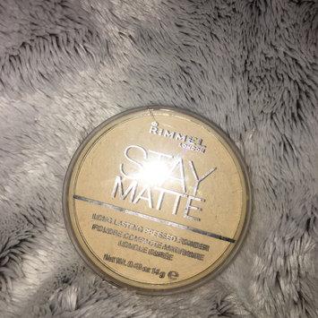 Photo of Rimmel London Stay Matte Pressed Powder uploaded by veezy G.