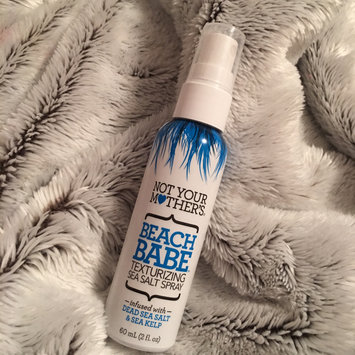 Photo of Not Your Mother's® Beach Babe™ Texturizing Sea Salt Spray uploaded by veezy G.