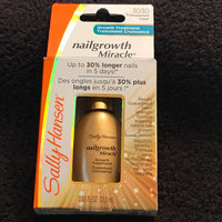 Sally Hansen Nailgrowth Miracle uploaded by Freda N.