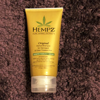 Hempz Original Herbal Shampoo for Damaged & Color Treated Hair uploaded by Fatima S.