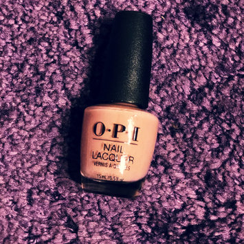 Photo of OPI Nail Lacquer uploaded by Fatima S.