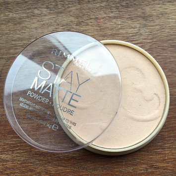 Photo of Rimmel London Stay Matte Pressed Powder uploaded by c h.