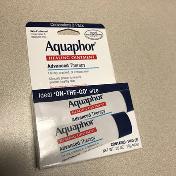 Photo of Aquaphor® Healing Ointment uploaded by Val W.