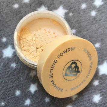 Photo of Bella Pierre Cosmetics Banana Setting Powder uploaded by Kerstin💚sparkles B.