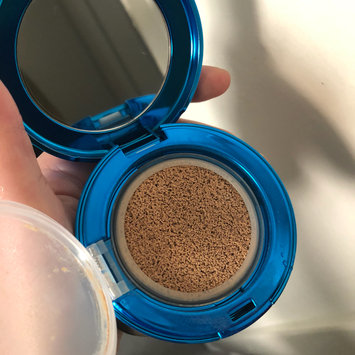 Photo of Physicians Formula® Mineral Wear® Talc-Free All-in-1 Cushion Foundation Light/Medium 6657 0.47 fl. oz. Box uploaded by Alaina M.