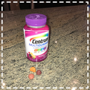 Photo of Centrum MultiGummies Women, Cherry, Berry, Orange uploaded by Madi L.