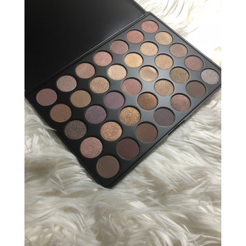 Photo of Morphe 35T - 35 Color Taupe Eyeshadow Palette uploaded by Michelle M.