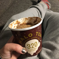 Halo Top Chocolate Mocha Chip Ice Cream uploaded by Lauren A.