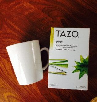 Photo of Tazo Zen™ Green Tea uploaded by Brittany M.
