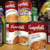 Campbell's® Vegetarian Vegetable Condensed Soup uploaded by Mookie M.