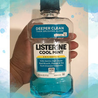Listerine® COOL MINT LISTERINE® Antiseptic Mouthwash uploaded by Croix M.