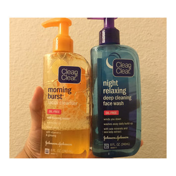 Photo of Clean & Clear® Morning Burst® Facial Cleanser uploaded by KrazyBeautyDealz L.