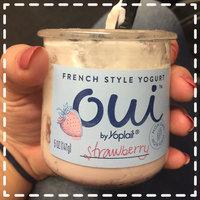 Oui™ Yoplait® Strawberry Flavored French Style Yogurt uploaded by Sam R.