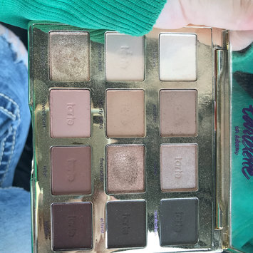 Photo of tarte Tartelette Amazonian Clay Matte Eyeshadow Palette uploaded by Janis A.