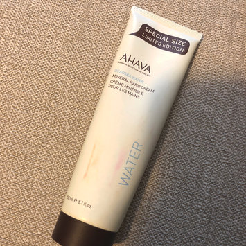 Photo of AHAVA Mineral Hand Cream uploaded by Alexis T.