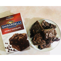 Ghirardelli Double Chocolate Brownie Mix uploaded by Rebeca D.