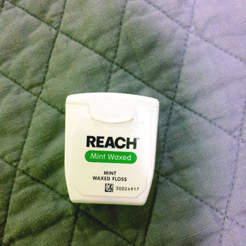 Photo of REACH® Mint Waxed Floss uploaded by Alake T.