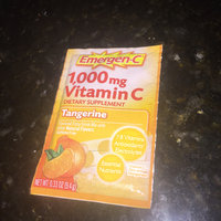Emergen-C 1,000 mg Vitamin C Tangerine uploaded by Annie M.
