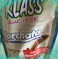 Klass: Horchata Rice Flour Drink Mix, 450 g uploaded by Kristina M.