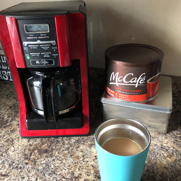 Photo of McCafe® Premium Roast Ground Coffee 30 oz. Canister uploaded by Kirstin P.