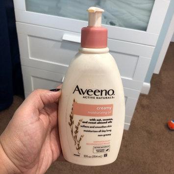 Photo of Aveeno Creamy Moisturizing Oil uploaded by Zaya C.