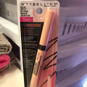 Photo of Maybelline Eyestudio® Lasting Drama® Waterproof Gel Pencil Eyeliner uploaded by Sarah P.