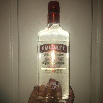 Photo of Smirnoff Triple Distilled Vodka uploaded by Shylo m.