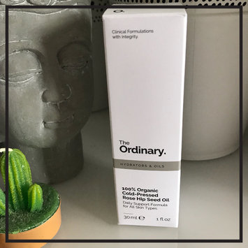 Photo of The Ordinary 100% Organic Cold-Pressed Rose Hip Seed Oil 1 oz/ 30 mL uploaded by Chelsee D.