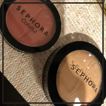 Photo of SEPHORA COLLECTION Colorful Face Powders - Blush, Bronze, Highlight, & Contour 27 Charmed 0.17 oz uploaded by Emma M.